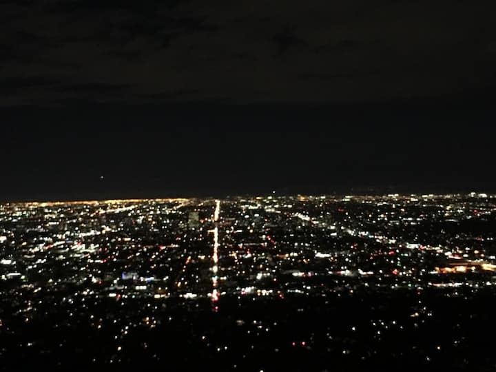 Discover the best views of LA