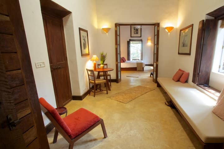 Presidential Suite at a Heritage Portuguese Villa