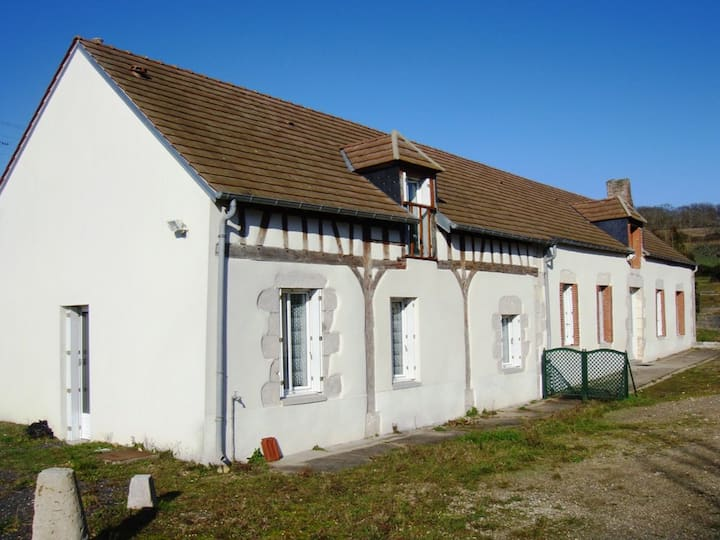 "Self catering rental ""Le VAL""  Gien"