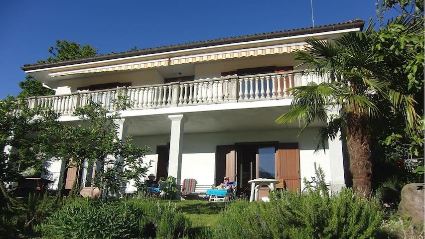 Villa Panorama Ossolaland - Masera - Apartmen