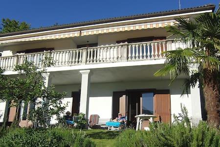 Villa Panorama Ossolaland - Masera - Apartamento