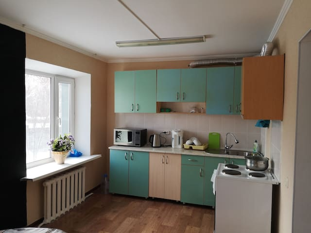 Co-Living space Astana