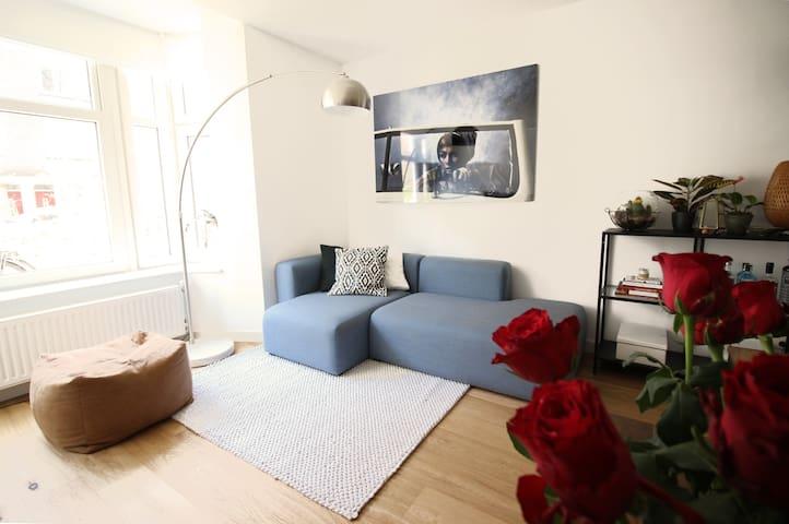Renovated unique apartment with big garden | 2BD - Amsterdam