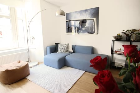 Renovated unique apartment with big garden   2BD - Amsterdam - Byt