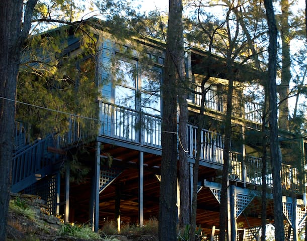 Charming Hunter Valley Bush Retreat - Wollombi - Casa