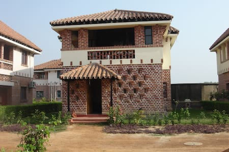 Exclusive Furnished 2 Bedroom Villa - Bolpur