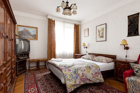 Chainbridge Room with Castle View - Budapest