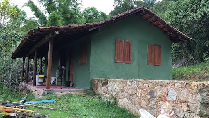 Casa charmosa em Ponta Negra - Paraty RJ