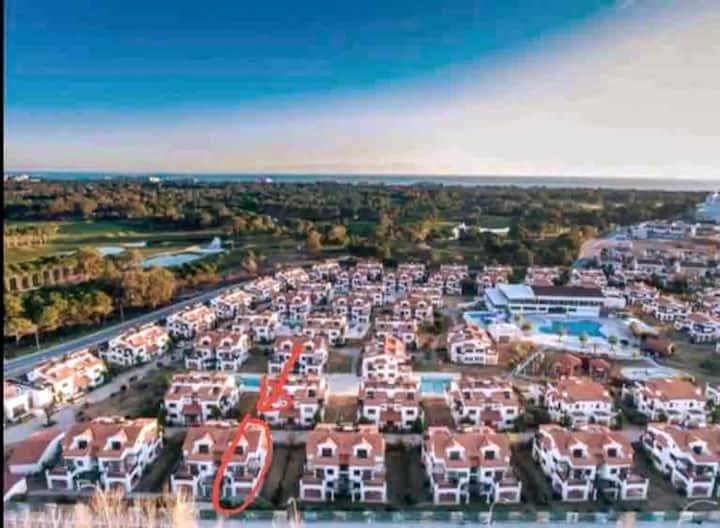 40m2 Modern Apartmen in Fun&Sun Resort Belek