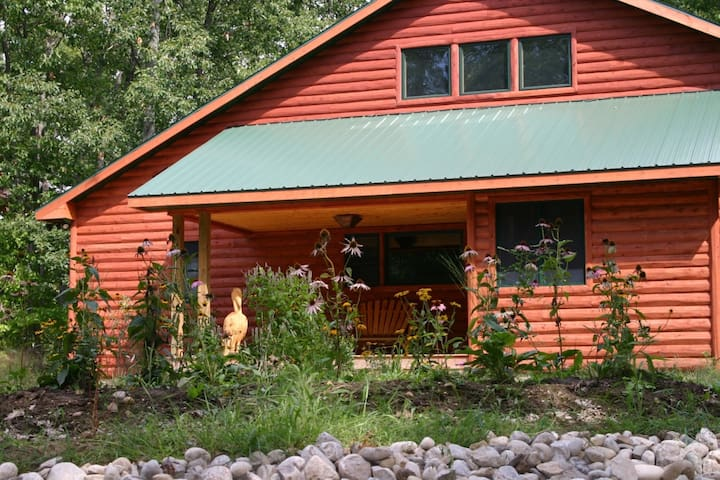 Rental retreat in northern Michigan - Interlochen - Huis