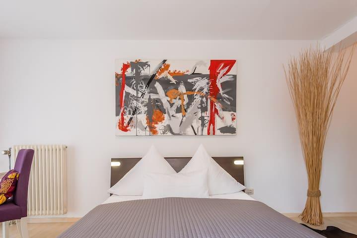 Modern eingerichtetes Appartement mit eigenem Eingang