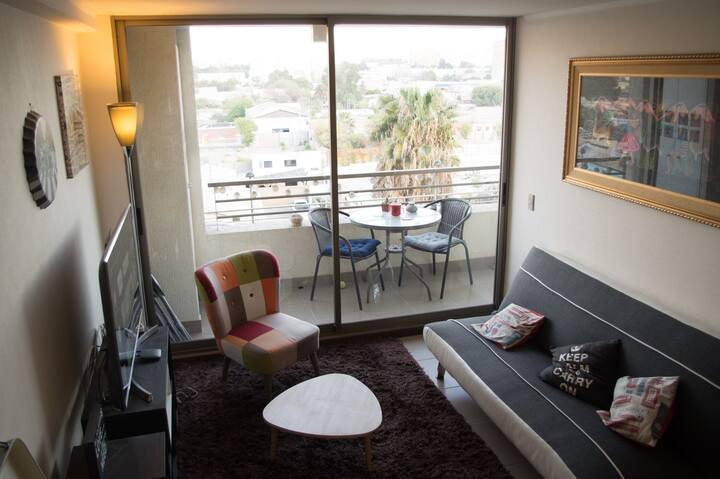 Loft Apartamento Parque Alameda