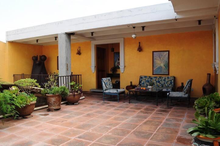 HOSPEDAJE POR SEMANA O MES - Puebla - Huis