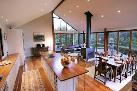 """Newhaven""- An amazing country home - Upper Kangaroo River"