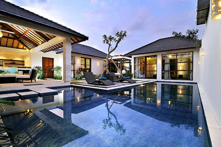 SEMINYAK, Great Value, 3 Bdr, New - Legian