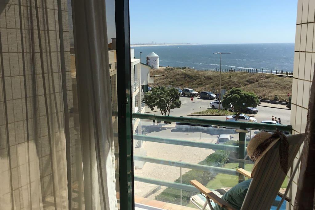 Front Balcony Beach Views
