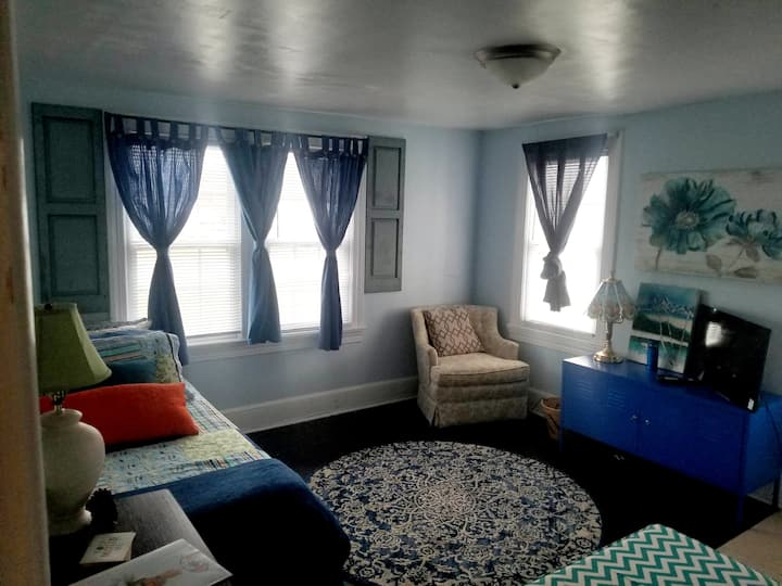 Blue Room In Dover Delaware