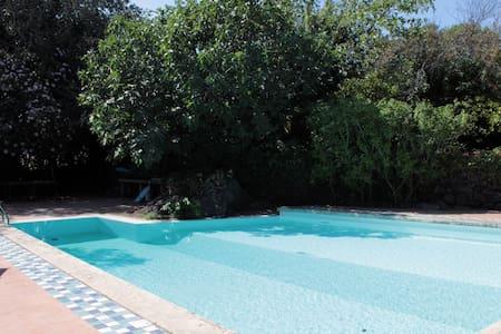 Stunning Villa Catania-Weekly rent - Catania - Villa