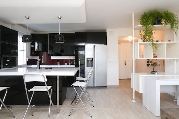 New flat 15 min from Paris - Wissous - Apartamento