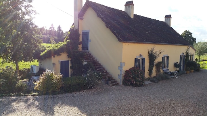 Authentic, Burgundy Farm,Water Mill