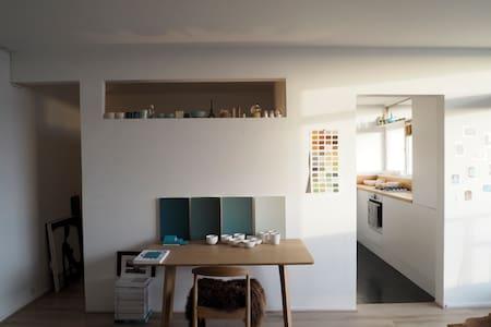 Studio F1 BIS très lumineux. Neuf. - Croix - Loft