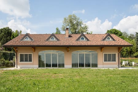 Suitelowcost Usmate Country House - Dosso
