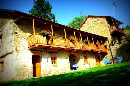 'Navilla, Alta Langa - Il Portico - Igliano - Casa