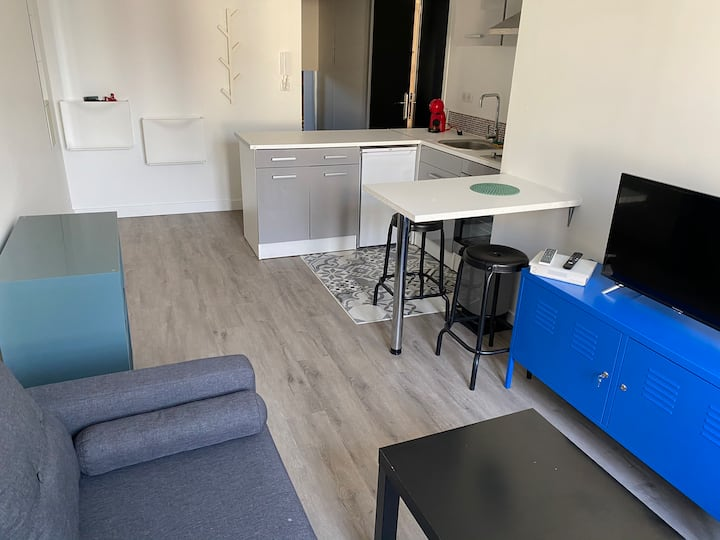 Appartement calme en centre ville