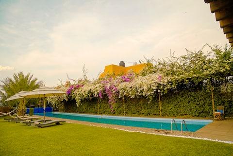 Departamento Jardín (Fracc. Las Cañadas, Gdl)