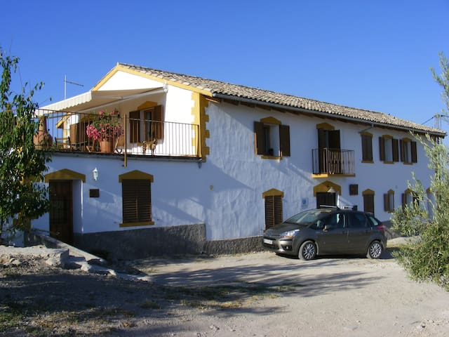 El Olivo, Cortijo Los Abedules - Cazorla - Apartamento