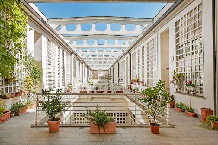 Ex Pastificio Pantanella ( B ) - Roma - Apartamento