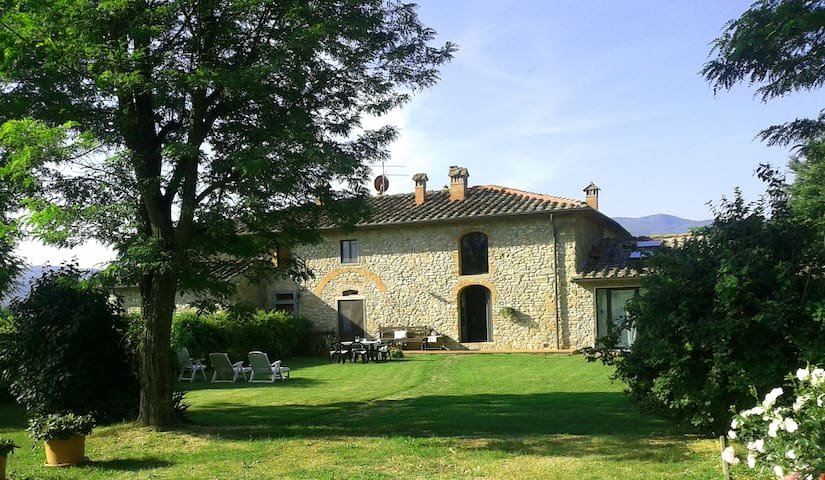 Florence countryside, nice cottage - Vicchio - アパート