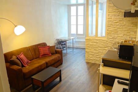 Superbe duplex 2 lits - hypercentre - Saint-Germain-en-Laye