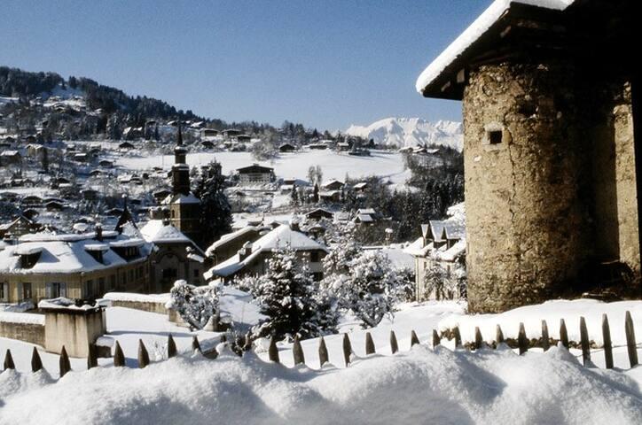 Apt au coeur de Saint Gervais - Saint-Gervais-les-Bains