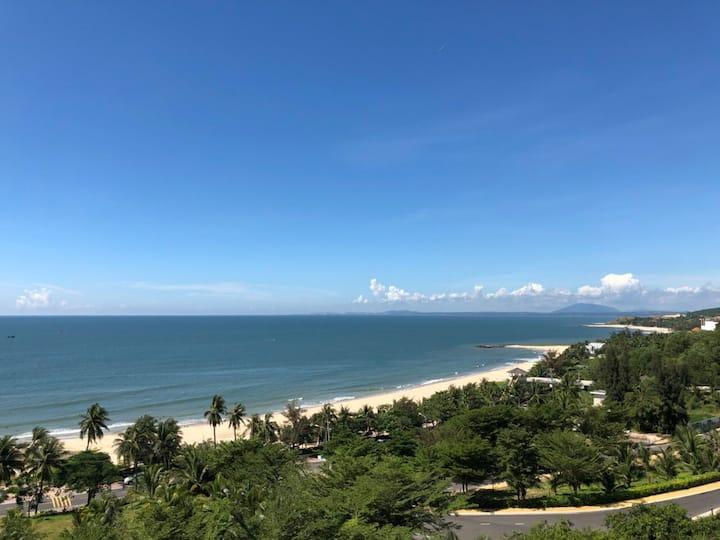 5-Star Ocean-View Apt in Mui Ne, Phan Thiet