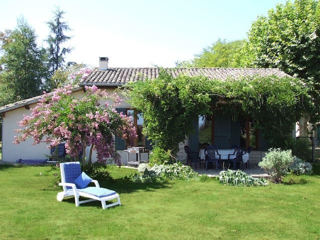 Domaine Maison Dodo - Gite x 4 - Lamonzie-Saint-Martin - Villa