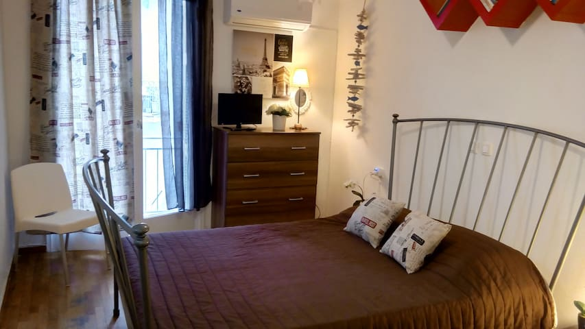 Easy stay in Athens!! - Athina - 公寓