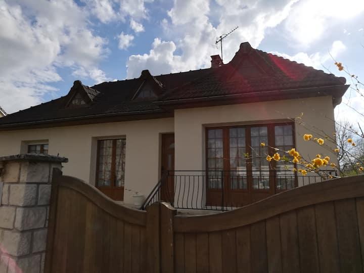 Charmante maison à Bures/Yvette (Vallée Chevreuse)