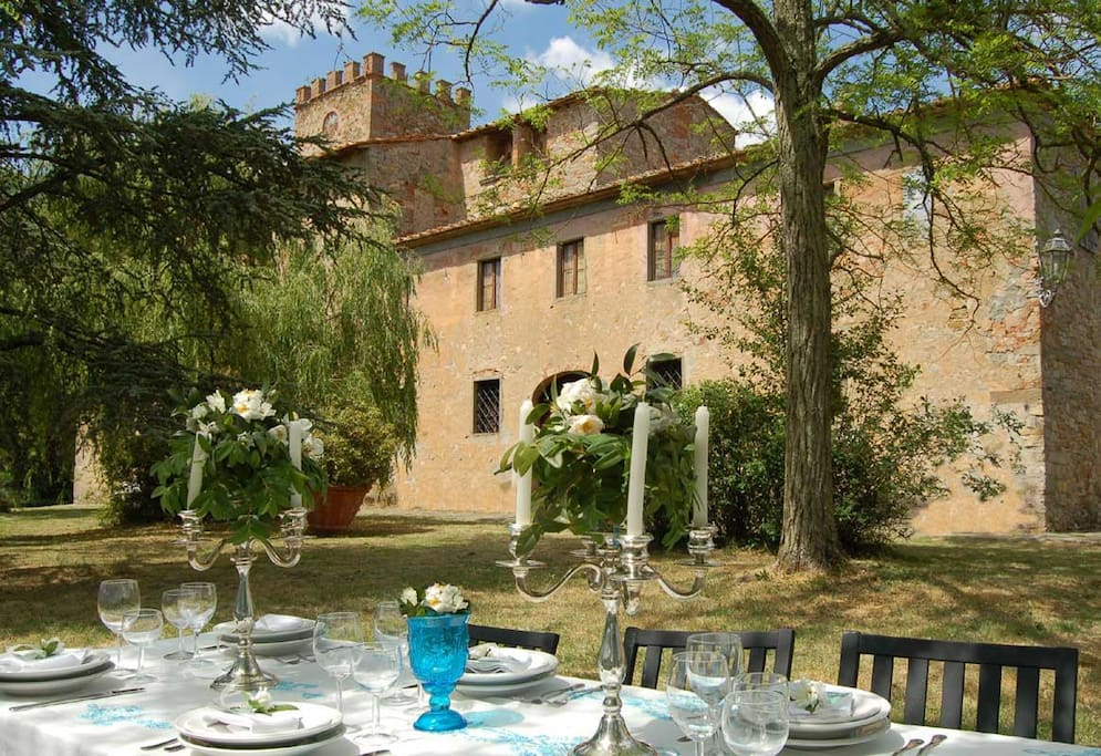 Independent villa, Wi-Fi, pool ,wedding in Tuscany