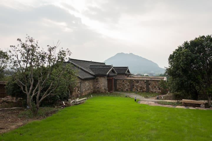 小筑沐野后现代独立温泉房 - Wuxi
