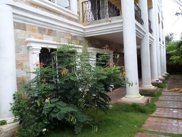 Tropical Getaway in Taouyah.