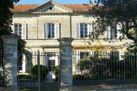 Charme au milieu des vignes - Saint-Yzans-de-Médoc
