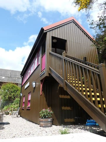 Signal Box Holiday Apartment - Kyle - Daire