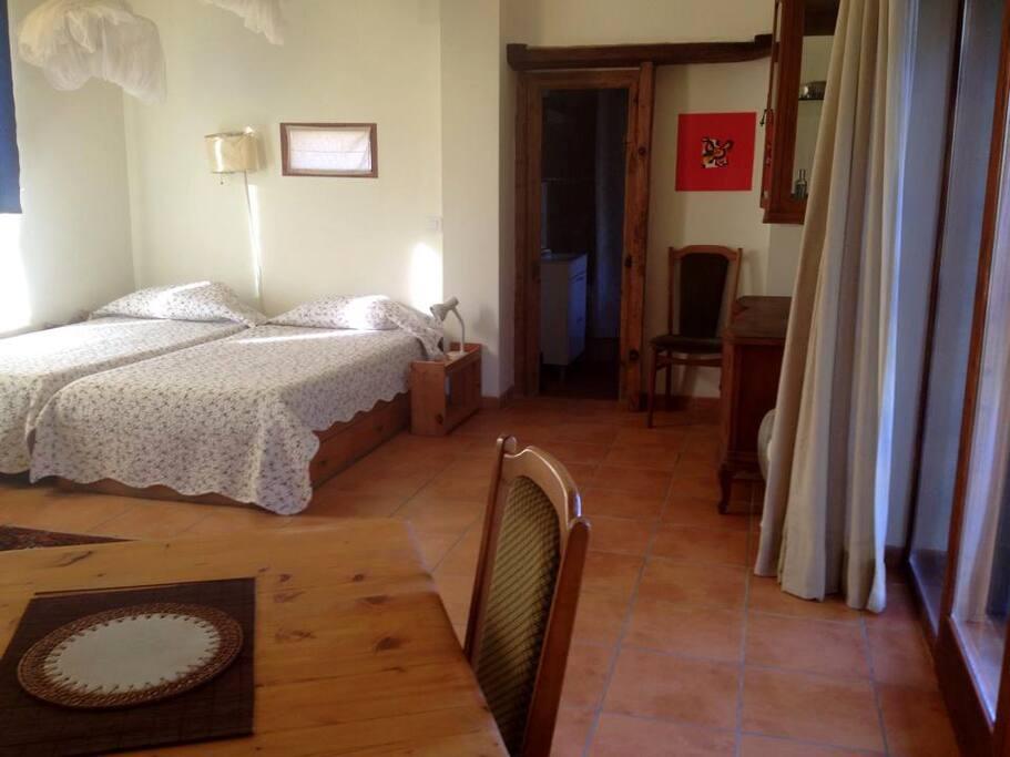 Salón / Domitorio