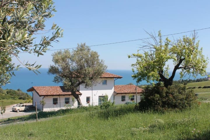 Wandern, Sonne geniessen uvm.  - Rocca Imperiale - Bed & Breakfast