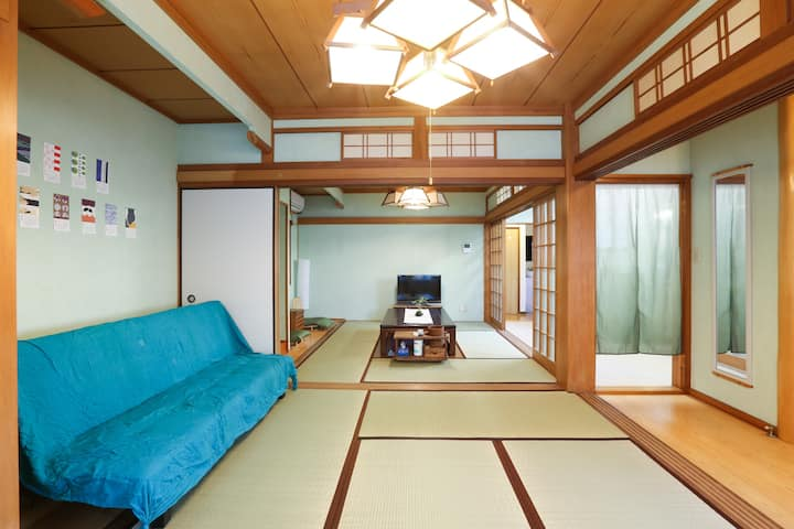 Welcome big family Stay in Tokyo 4bed rooms 110㎡
