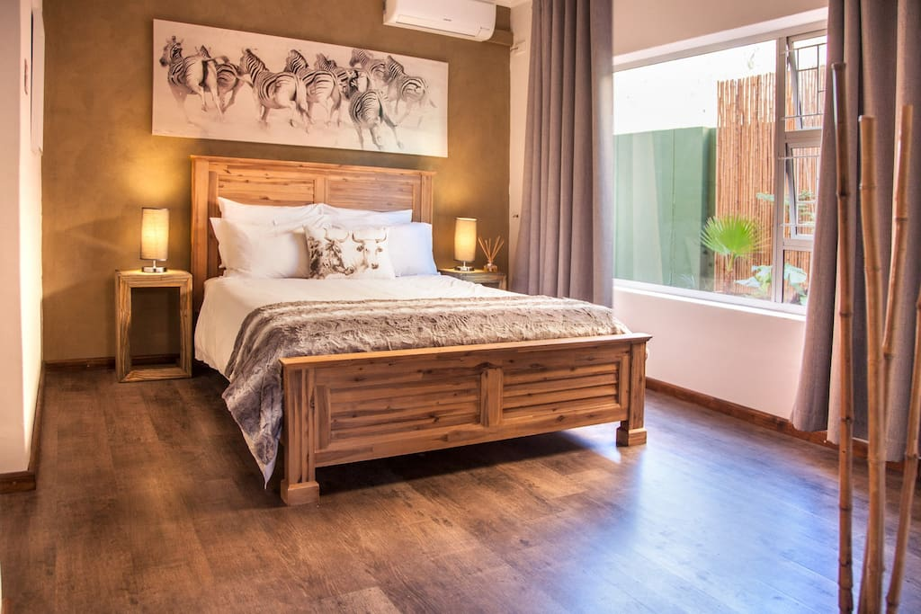 The Hadeda Suite | Feather Nest Guest House