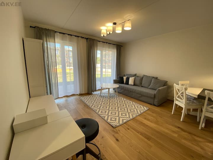 Overnight Family Apartment 1 (home office)