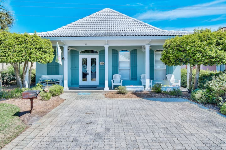 Calypso Beach Cottage - Miramar Beach - House