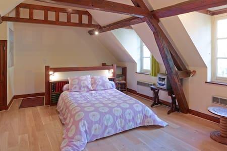 Studio meublé à St Valéry en Caux - Saint-Valery-en-Caux - House